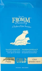 Fromm Gold Large Breed Puppy Food