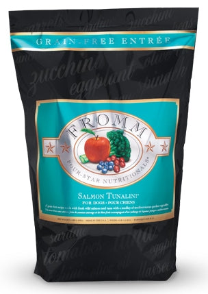 Fromm Grain Free Salmon Tunalini Dog Food