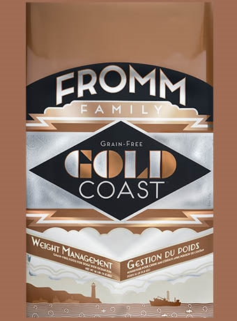 Fromm Grain Free Gold Coast Weight Managment Dog Food
