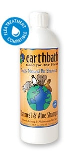 Earthbath Oatmeal & Aloe Shampoo - 16fl oz