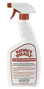 Nature's Miracle Stain & Odor Remover - 24 fl oz Trigger Sprayer