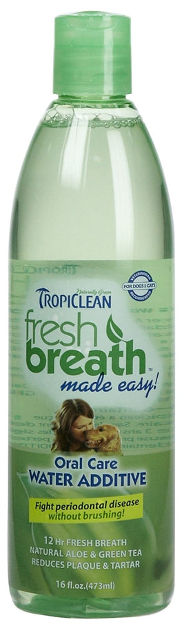 Tropiclean Fresh Breath - 16 fl oz