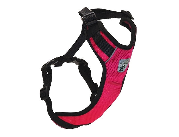 RC Pet Vented Vest Dog Harness 2.0 - Raspberry