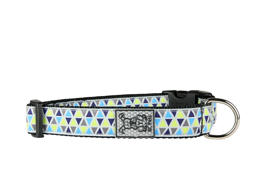 "RC Pet Acute Triangle Clip Collar - Large (15""-25"") Wide 1.5"""