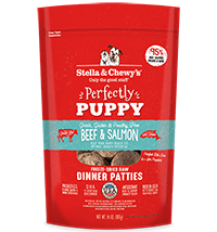 Stella & Chewy's Freeze Dried Beef & Salmon Puppy Dinner