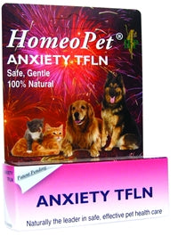 HomeoPet Anxiety TFLN - Safe, Gentle, 100% Natural