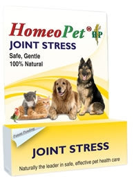 HomeoPet Joint Stress - Safe, Gentle, 100% Natural