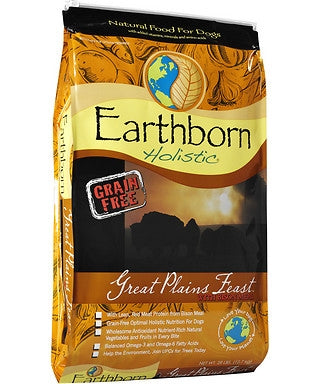 Earthborn Holistic Great Plains Feast Grain Free Dry Dog Food