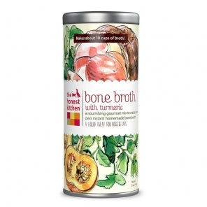 the honest kitchen - Bone Broth with turmeric - 5 oz.