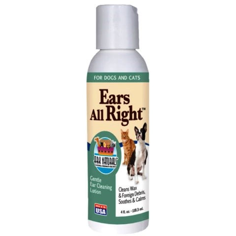 Ark Naturals Ears All Right - 4 fl. oz.