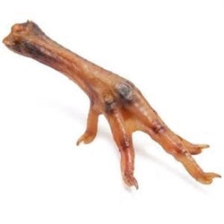 Natural Cravings Chicken Feet Dog Chew Treat - 6 oz.