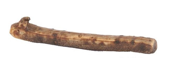 RedBarn Naturals Bully Coated Antler Center Cut Dog Chew Treat - L