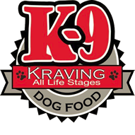 K-9 Kravings Frozen Raw 100% Beef Green Tripe Chub - 2lbs.