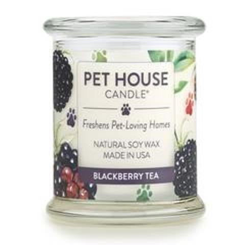 ONE FUR ALL PET HOUSE CANDLE - BLACKBERRY TEA