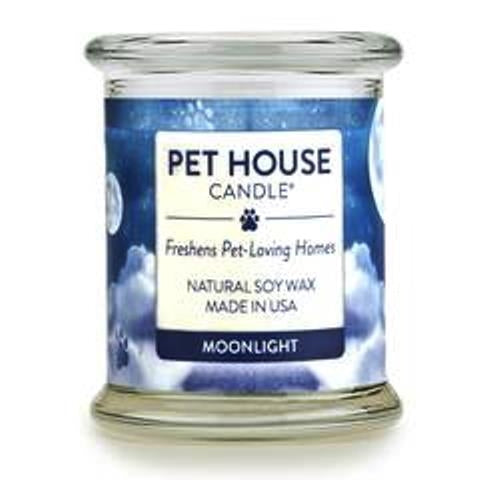 ONE FUR ALL PET HOUSE CANDLE - MOONLIGHT