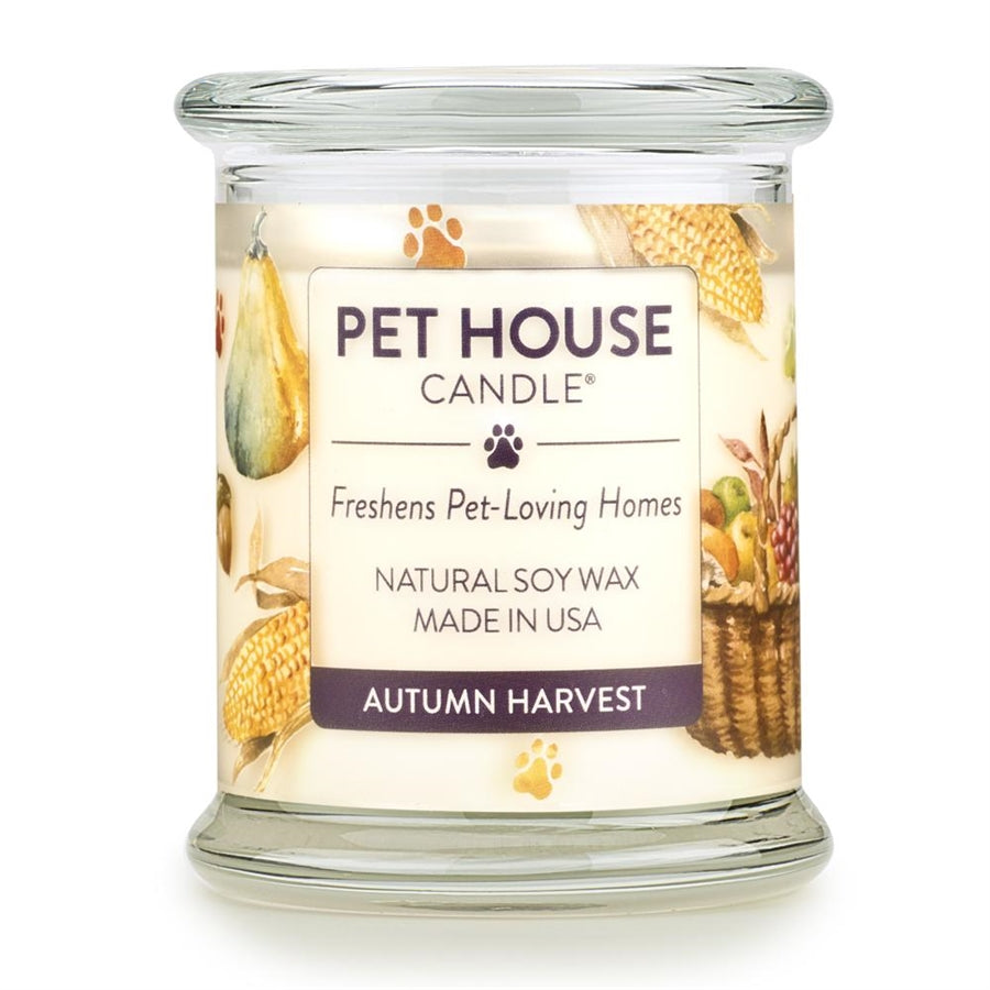 ONE FUR ALL PET HOUSE CANDLE - AUTUMN HARVEST