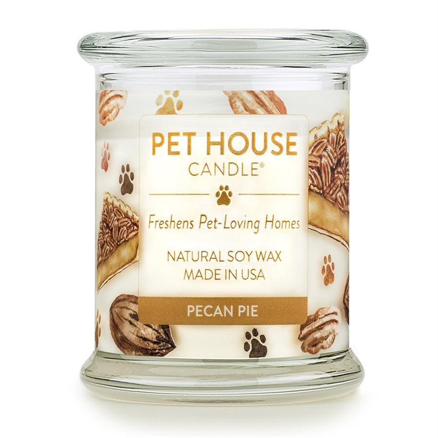 ONE FUR ALL PET HOUSE CANDLE - PECAN PIE