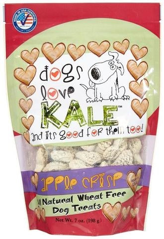 Dogs Love Kale Apple Crisp Treats - 6 oz.