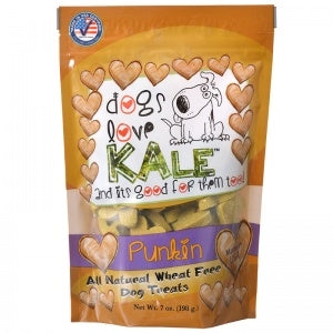 Dogs Love Kale Punkin Treats - 6 oz.