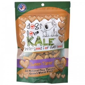 Dogs Love Kale Sweet Tater Treats - 6oz.
