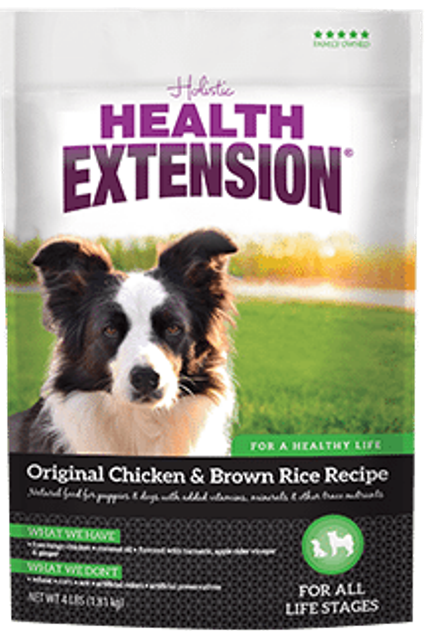 Health Extension Original Dry Dog Food