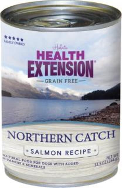 Health Extension Grain Free Northern Catch Dog Food - 12.5 oz.