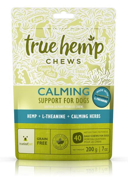 True Hemp Calming Support Functional Dog Treat - 7 oz.