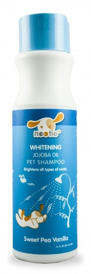 Nootie Whitening and Brightening Shampoo Sweet Pea & Vanilla for Dogs - 16 fl oz
