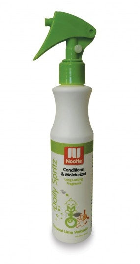 Nootie Daily Spritz Conditioning & Moisturizing Spray Coconut Lime Verbena for Dogs - 8 fl oz