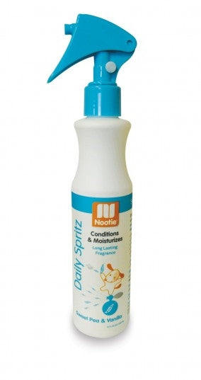 Nootie Daily Spritz Conditioning & Moisturizing Spray Sweet Pea & Vanilla for Dogs - 8 fl oz