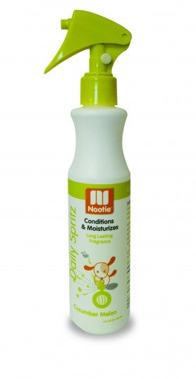 Nootie Daily Spritz Conditioning & Moisturizing Spray Cucumber Melon for Dogs - 8 fl oz