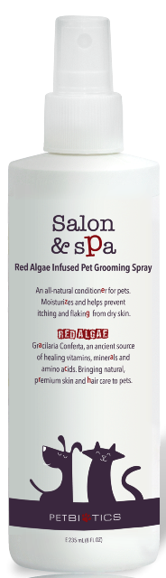 Petbiotics Salon & Spa All Natural Conditioner - 8 fl oz