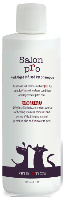 Petbiotics Salon Pro All Natural Shampoo - 8 fl oz