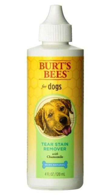 Burt's Bees Tear Stain Remover for Dogs - 4 fl oz