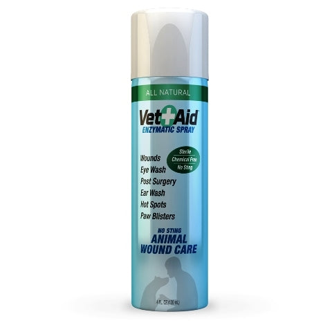 Vet Aid Animal Wound Care Spray - 4 oz.