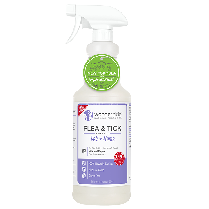 Wondercide Natural Flea & Tick Control for Pets + Rosemary