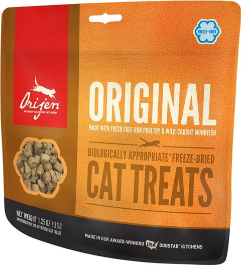 Orijen Freeze Dried Original Cat Treat - 1.25 oz.
