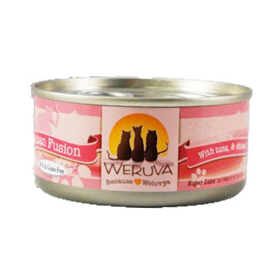 Weruva Asian Fusion for Cats - 5.5 oz.