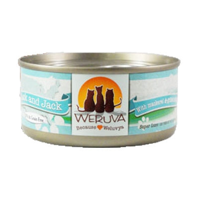 Weruva Mack & Jack for Cats - 5.5 oz.