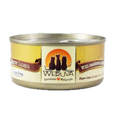 Weruva Meow Luau for Cats - 5.5 oz.