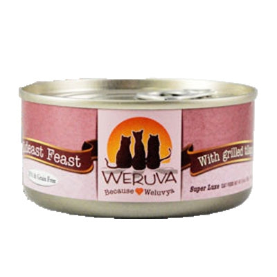 Weruva Mideast Feast for Cats - 3 oz.