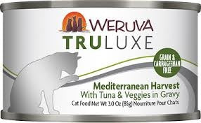 Weruva TruLuxe Mediterranean Harvest for Cats - 3 oz.