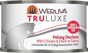 Weruva Truluxe Peking Ducken for Cats - 6 oz.
