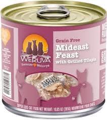Weruva Mideast Feast for Cats - 10 oz.