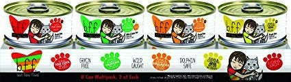 BFF by Weruva - OMG! - A Multipack! -  for Cats (8) 5.5 oz. Cans