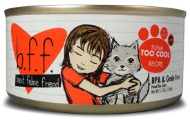 BFF by Weruva Tuna Too Cool Recipe for Cats - 5.5 oz.