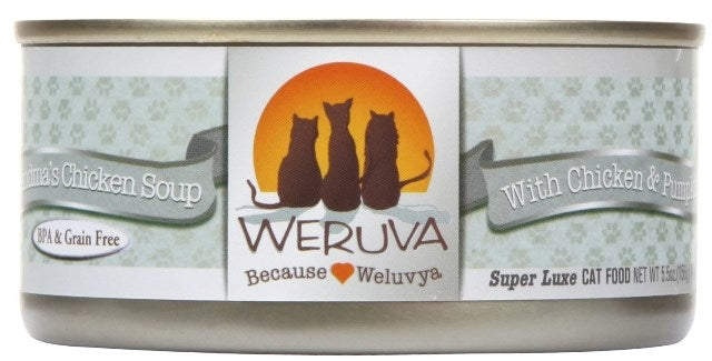 Weruva Grandma's Chicken Soup for Cats for Cats - 3.0 oz.