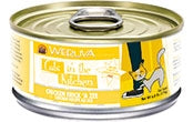 Weruva Cats in the Kitchen CHICKEN FRICK A ZEE Cat Food - 6.0 oz.