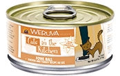Weruva Cats in the Kitchen FOWL BALL Cat Food - 6.0 oz.