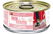 Weruva Cats in the Kitchen KITTY GONE WILD Cat Food - 3.0 oz.